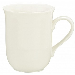 Belle Porcelain Mug Excellent For Logos