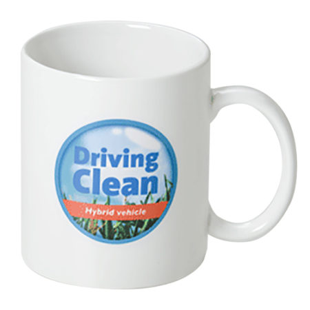 Digital Print Promotional Custom Mug Printing