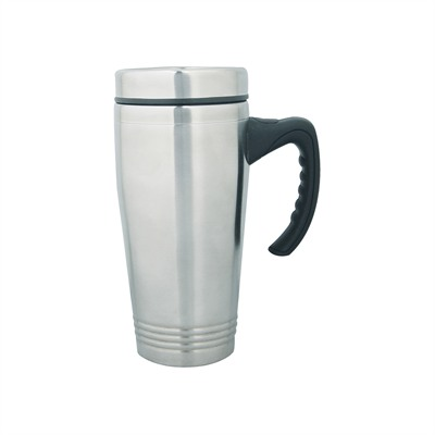 Thermo Travel Mug 475ml is a great promotional mug.