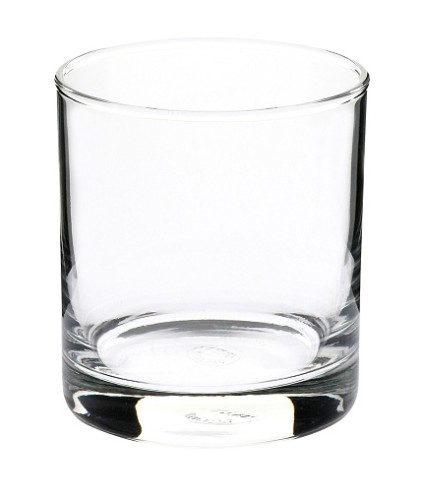 Assorted Old Fashioned 225ml glass