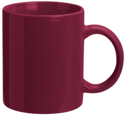 Personalised Red Can Mugs