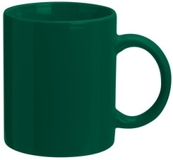 Promotional Green Can Mugs