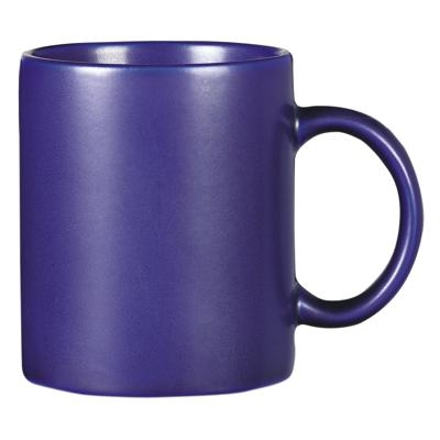 Personalised Blue Can Mugs