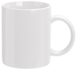 Can Mugs white branded