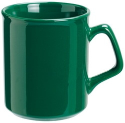 Promotional Flare Mugs Green