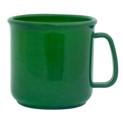 Green Plastic Mugs