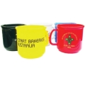 Plastic Promotional Coffee Mugs