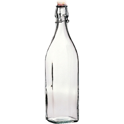 Swing Bottle, White Top 1000ml