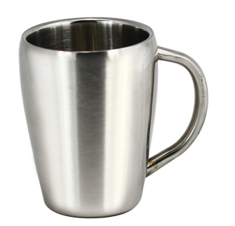 Zagreb Stainless Promotional Steel Mug