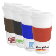 The Coffee Cup Tumbler for coffee on the go.