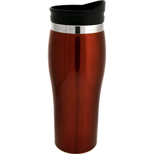 The Tasman Mug is a great promotional travel mug