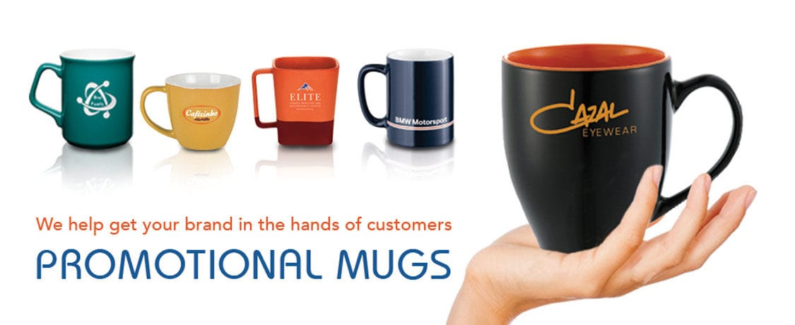 Custom Printed Coffee Mugs